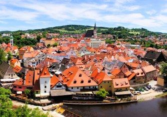 Prague to Cesky Krumlov – Cesky Krumlov Tours