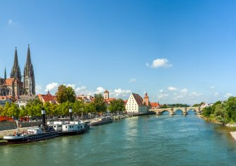 Regensburg to Prague – Prague to Regensburg