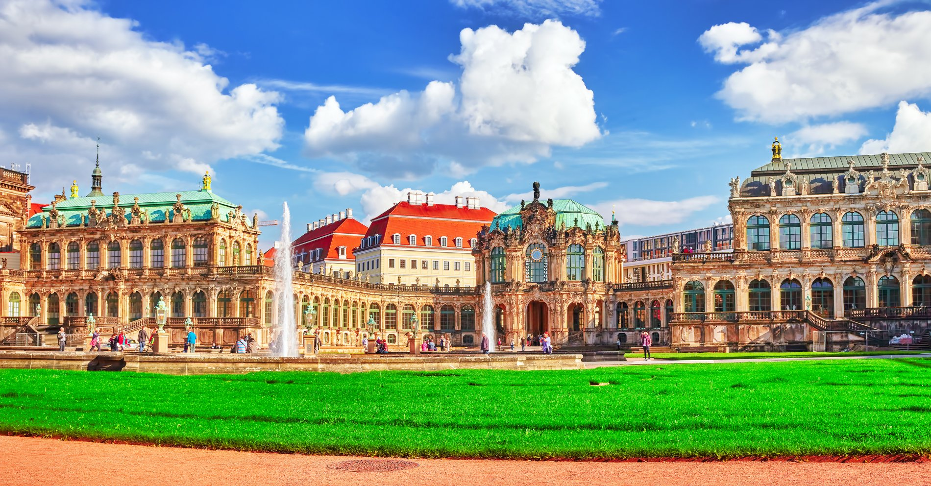 Prague to Dresden – Dresden from Prague