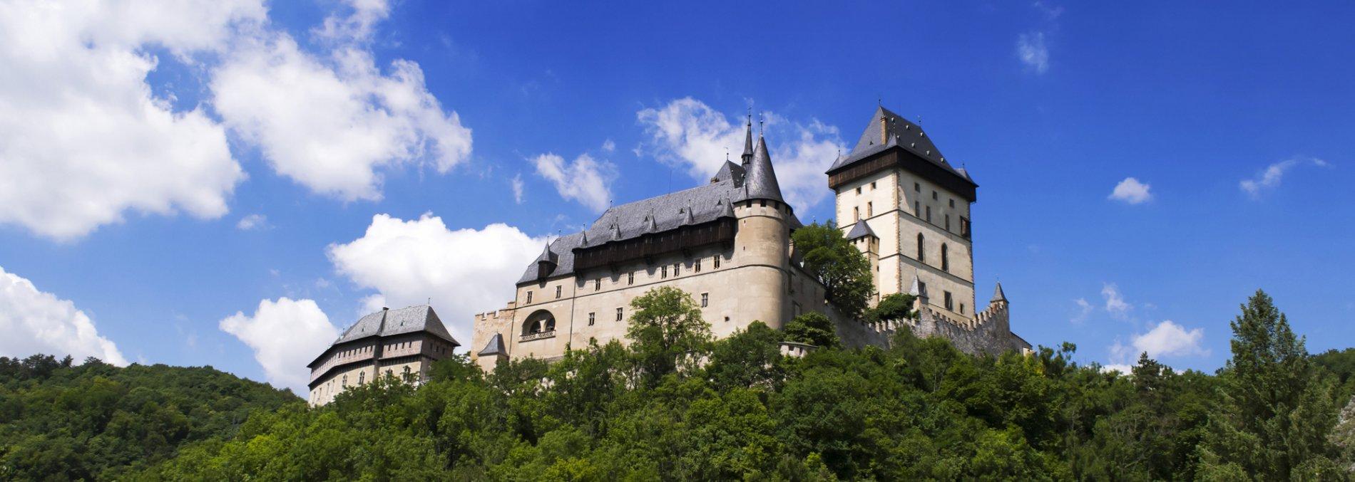 Karlstejn Castle Tour – Prague to Karlstejn Castle