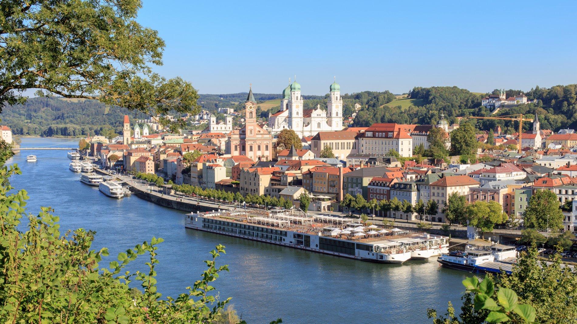 Passau to Prague – Prague to Passau Transfers