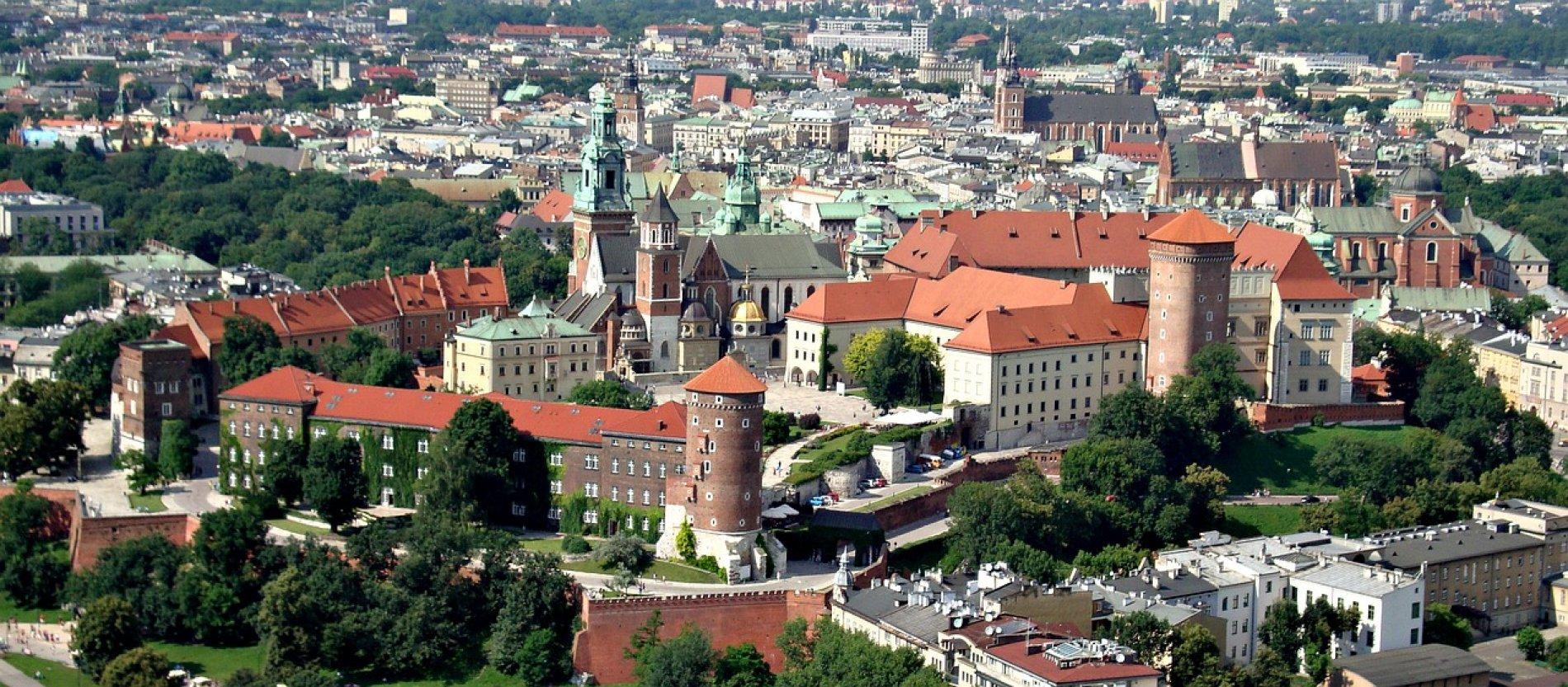 Prague to Krakow via Auschwitz